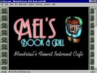 Mel's Book & Grill